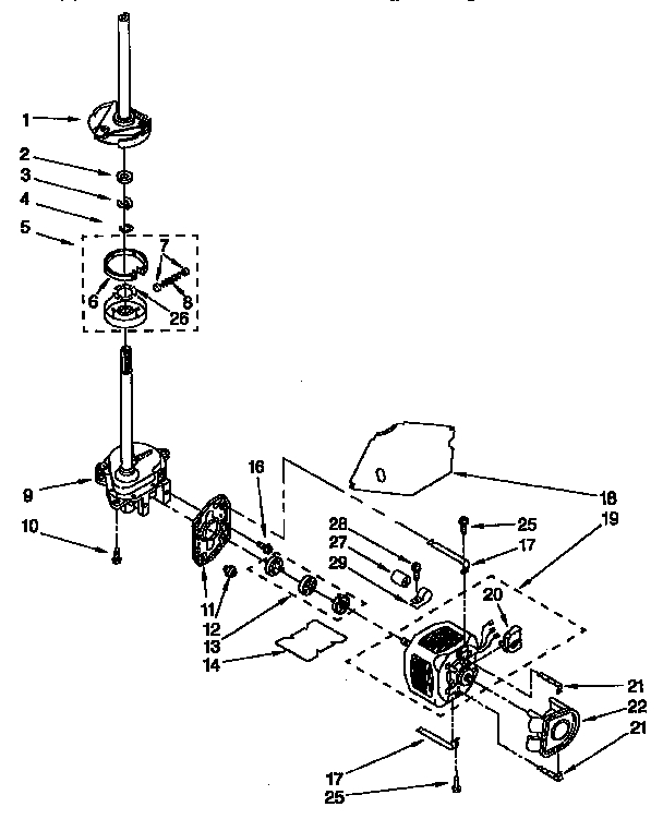 Kenmore Washer Parts | Model 11092580100 | Sears Partsdirect intended for Kenmore Elite Washer Parts Diagram