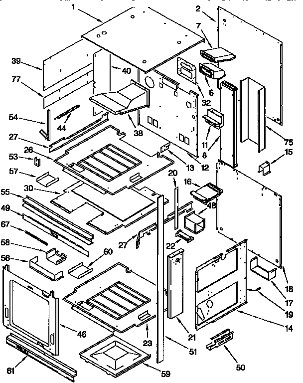 Whirlpool Oven Control Panel Wiring Diagram additionally Parts For Whirlpool Kgct305bwh1 furthermore Wood Burning Stoves Large Rooms additionally Whirlpool Oven Control Panel Wiring Diagram besides Frigidaire Gallery Oven Wiring Diagram. on kitchenaid gas stove top parts