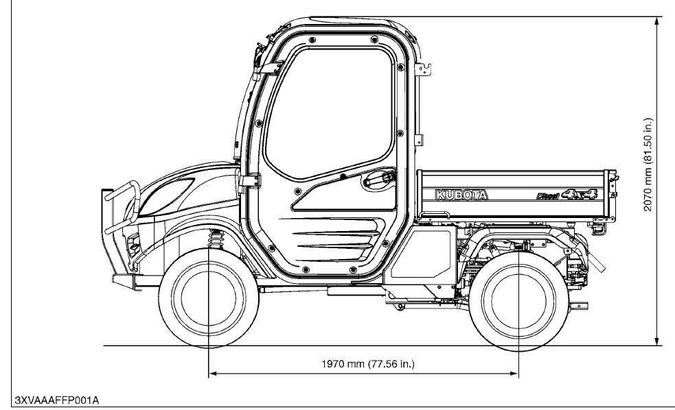 Kubota Rtv 1100-900 Factory Digital Service Manual Repair 2004 To within Kubota Rtv 900 Parts Diagram