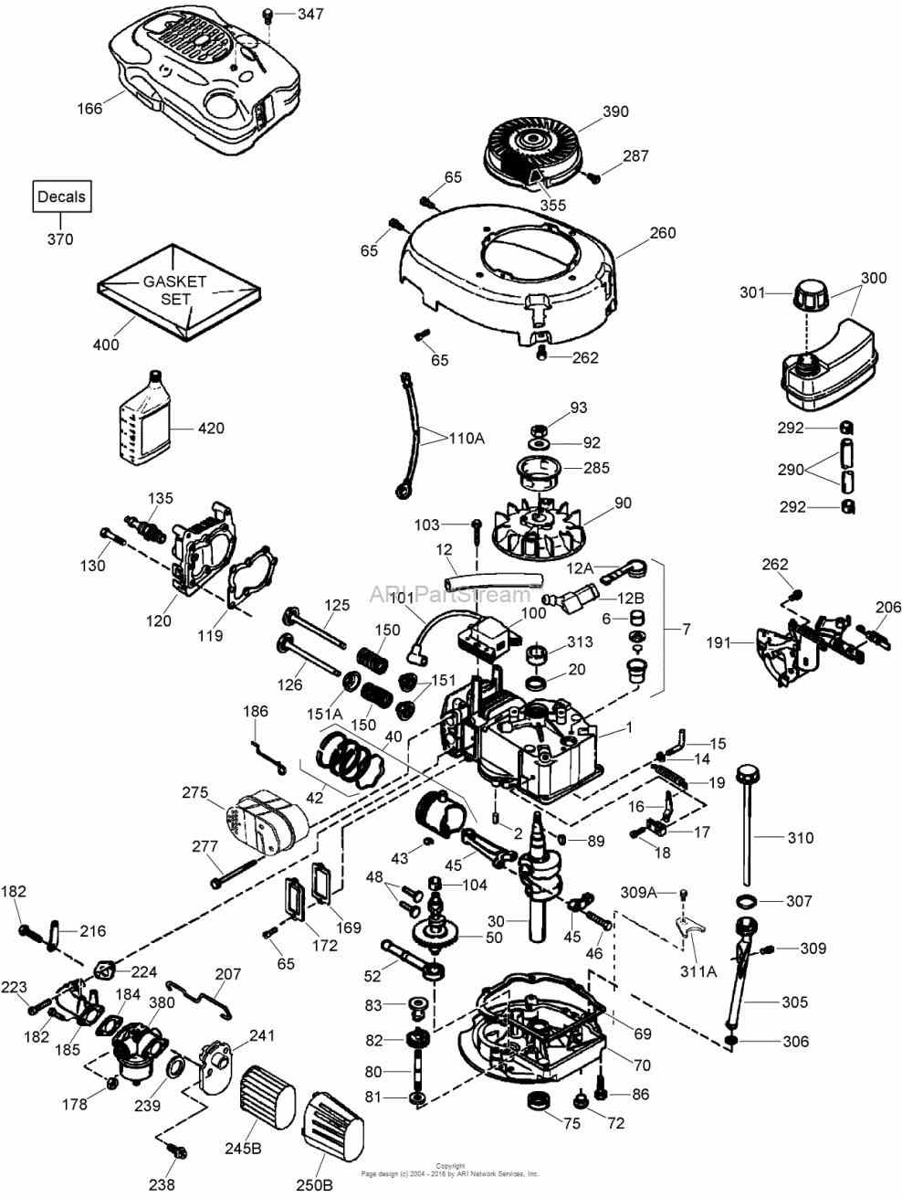 Lawn Mower Motor Diagram | Chentodayinfo inside John Deere Lawn Mower Parts Diagram