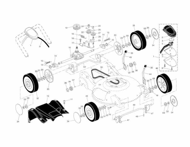Lawn Mowers. Craftsman Lawn Mower Engine Parts Diagram: User Guide intended for Lawn Mower Engine Parts Diagram