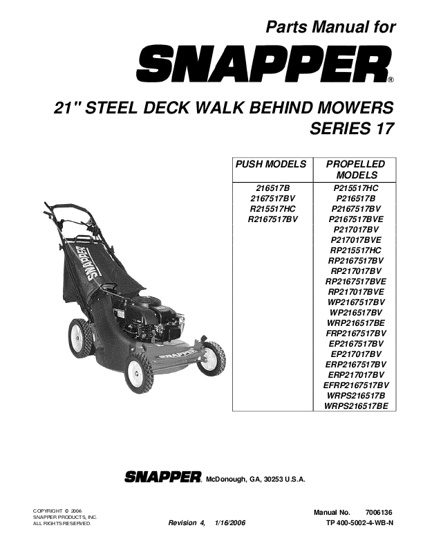 Lawn Mowers Part Snapper | Lawnmowers Snowblowers within Snapper Lawn Mower Parts Diagram