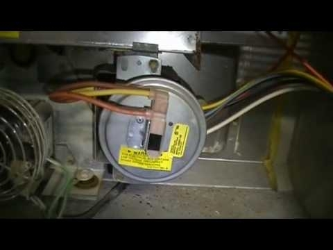 Limit Switch On Carrier Furnace - Youtube pertaining to Carrier Weathermaker 8000 Parts Diagram