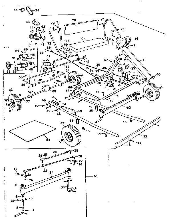 manco go kart parts diagram tractor parts service and repair manuals throughout manco go kart parts diagram manco go kart parts diagram tractor parts service and repair go kart diagram at alyssarenee.co