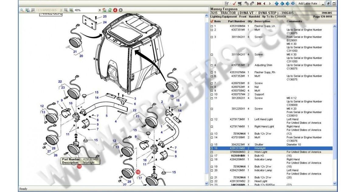Massey Ferguson 240 Wiring Diagram Image Album - Wire Diagram with Massey Ferguson 240 Parts Diagram