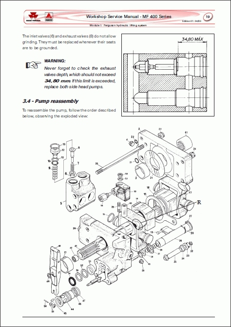 Massey Ferguson Tractor Parts Diagram Catalog | Tractor Parts within Massey Ferguson Tractor Parts Diagram