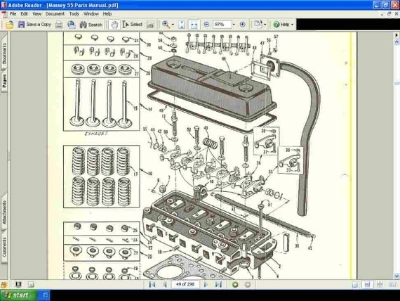Massey Ferguson Tractor Parts Diagram Lookup | Tractor Parts for Massey Ferguson Tractor Parts Diagram