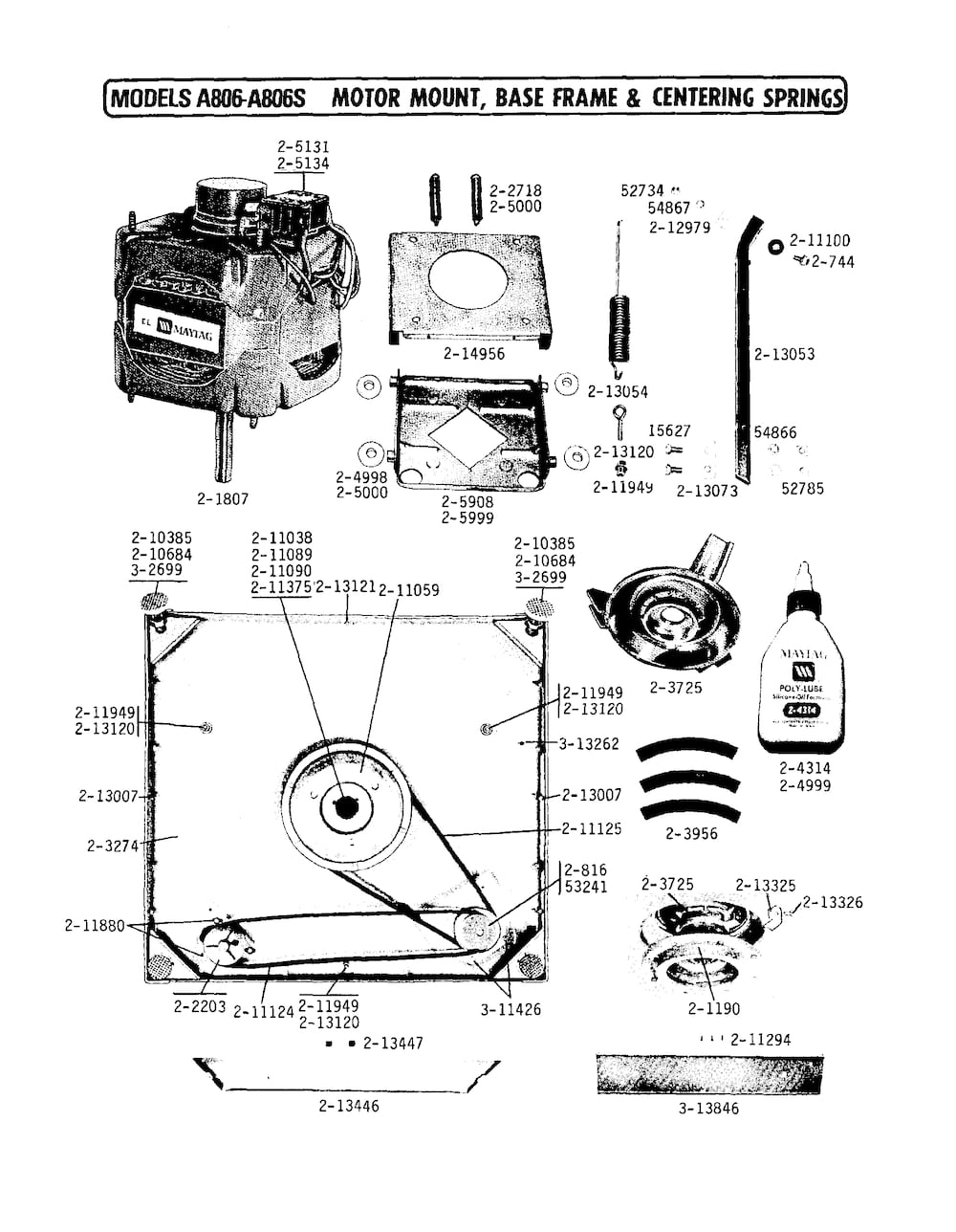 Maytag front load washer parts diagram automotive parts for Washing machine motor repair