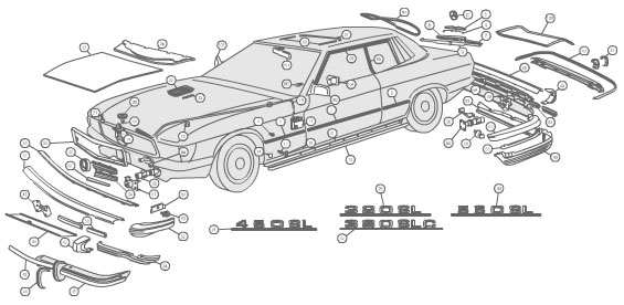 mercedes 450sl wiring diagram