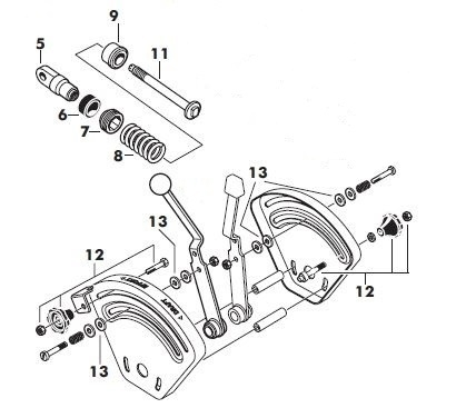 Mf 245 Parts Diagram - Tractor Repair With Wiring Diagram with Massey Ferguson 245 Parts Diagram