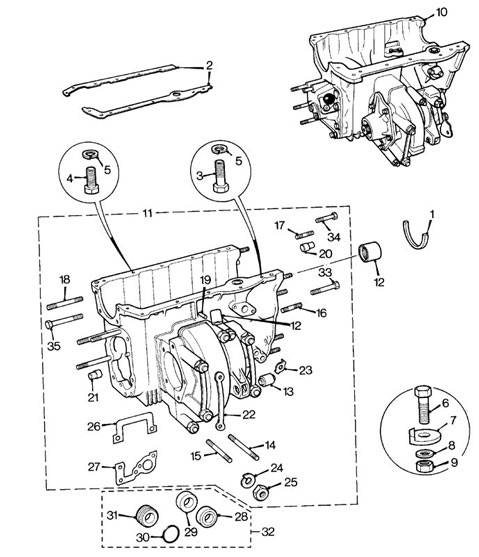 Mini Cooper Parts Catalog with Mini Cooper Engine Parts Diagram