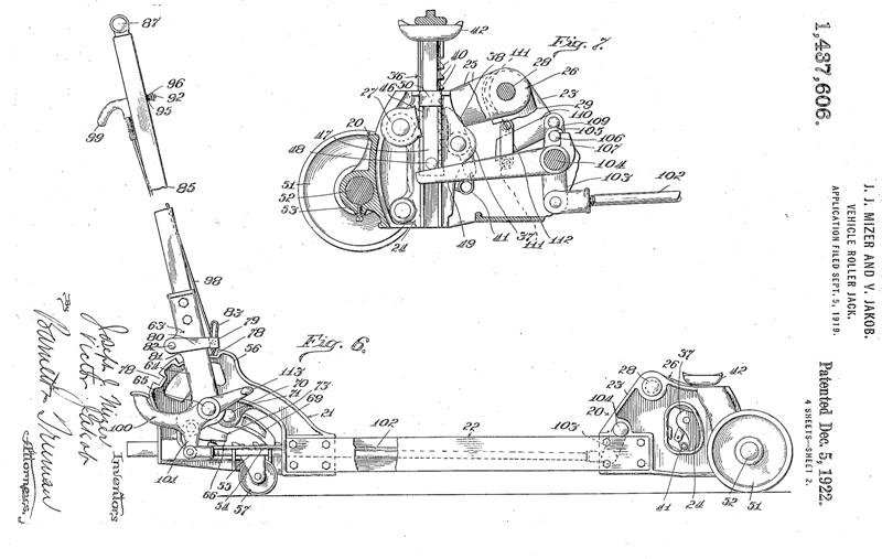 Blackhawk Floor Jack Parts Diagram