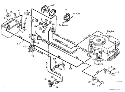 Mtd Riding Mower Wiring Diagram Mtd Riding Mower Wiring Diagram in Mtd Riding Mower Parts Diagram