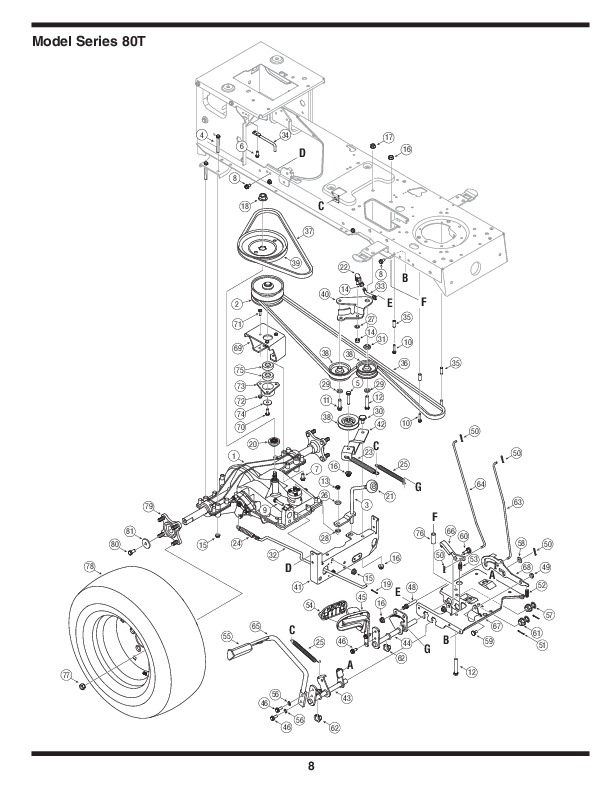 Mtd Tractor Parts Diagram | Tractor Parts Diagram And Wiring Diagram inside Mtd Lawn Tractor Parts Diagram