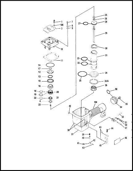 Paslode Framing Nailer Parts Diagram on 90s