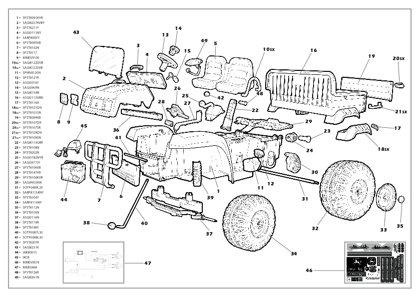John Deere 316 Wiring Schematic on 856164 john deere power pull igor0006 parts