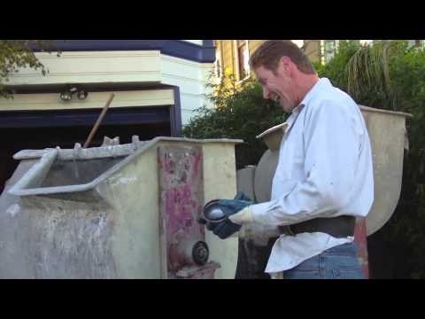 Plastering, Stucco, Or Mortar Mixers, Maintenance Tips - Youtube with Stone Mortar Mixer Parts Diagram