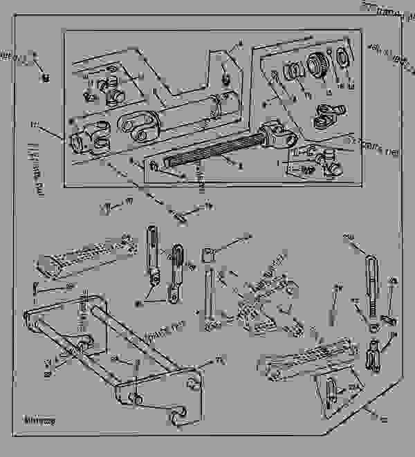 pto shaft 755 compact utility tractor b20 deck john deere 60 in john deere 855 parts diagram pto shaft (755 compact utility tractor) [b20] deck john deere 60 John Deere 855 Parts Diagram at soozxer.org