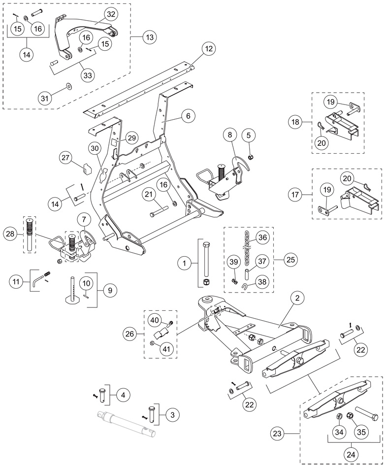 Qte | Western Parts | Western Snow Plow And Spreader Parts inside Western Snow Plow Parts Diagram