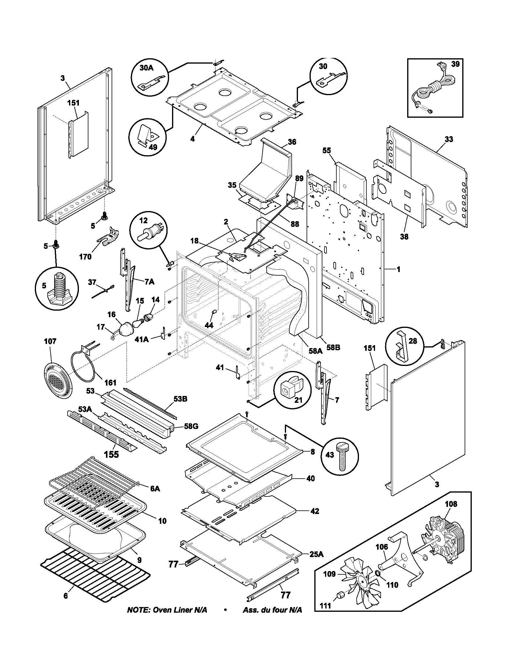 Refrigerators Parts: Frigidaire Refrigerator Replacement Parts within Kenmore 80 Series Dryer Parts Diagram