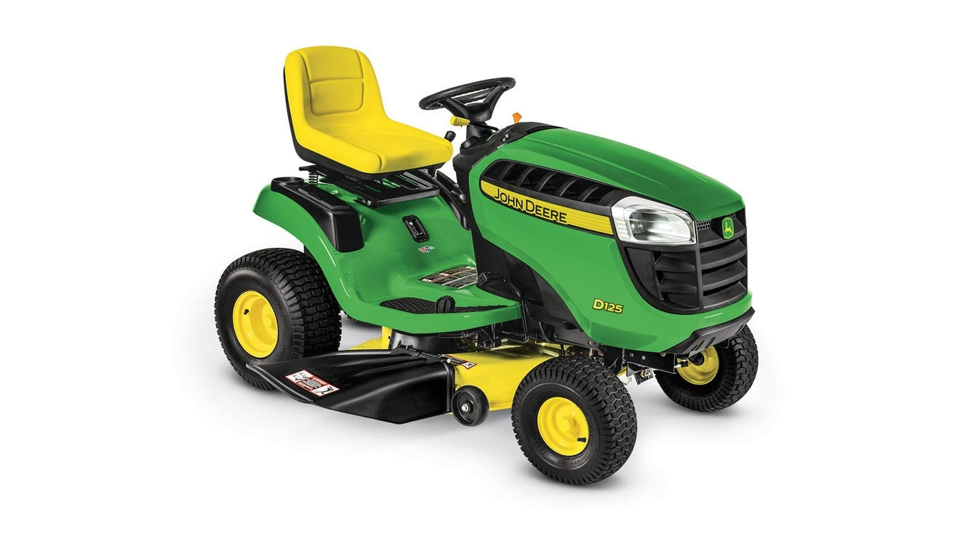 Riding Lawn Mower | D125 | John Deere Us for John Deere Parts Diagrams Lawn Tractor