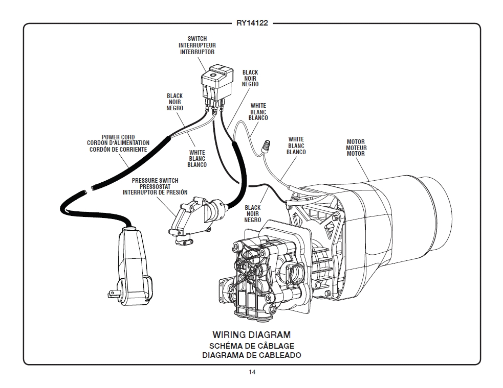 alkota hot water pressure washer wiring diagram portable