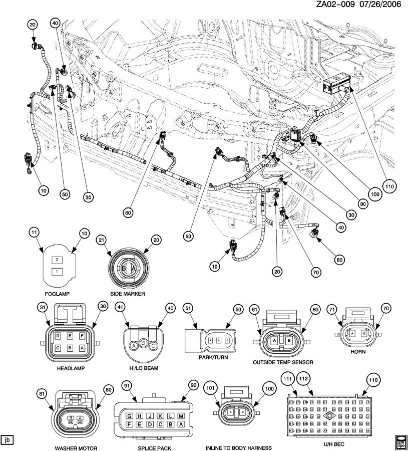 2002 saturn vue engine wiring diagram