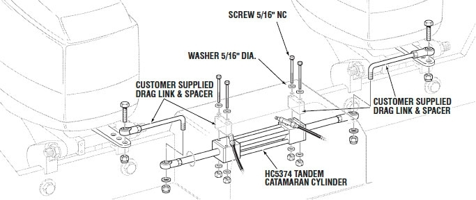 Seastar Solutions inside Seastar Hydraulic Steering Parts Diagram
