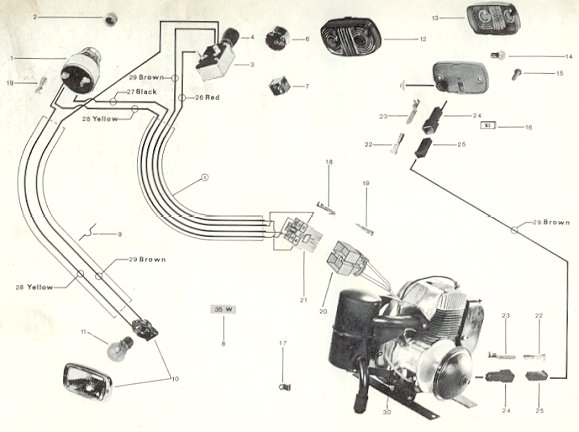 Ski-Doo in Ski Doo Snowmobile Parts Diagram