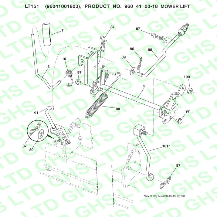 Stihl 038 Super Parts Diagram | Motor Replacement Parts And Diagram in Stihl 038 Av Parts Diagram