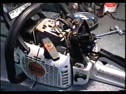 "Stihl Ms 361 Ignition Module Repair ""must See For All Stihl Owners intended for Stihl Ms 361 Parts Diagram"