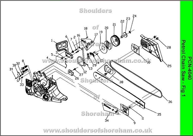 Stihl Ms250 Parts Diagram | Wiring Diagram And Fuse Box Diagram regarding Stihl Chainsaw 025 Parts Diagram