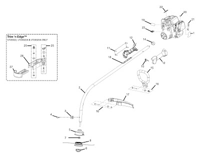 Stihl Schematic Diagram - All Image Wiring Diagram within Stihl Fs 250 Parts Diagram