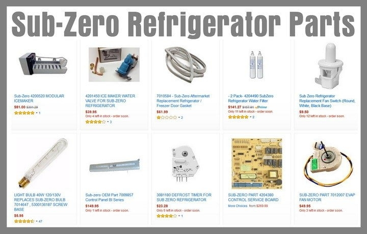 Sub-Zero Refrigerator Freezer Error Codes | Removeandreplace with regard to Sub Zero 532 Parts Diagram