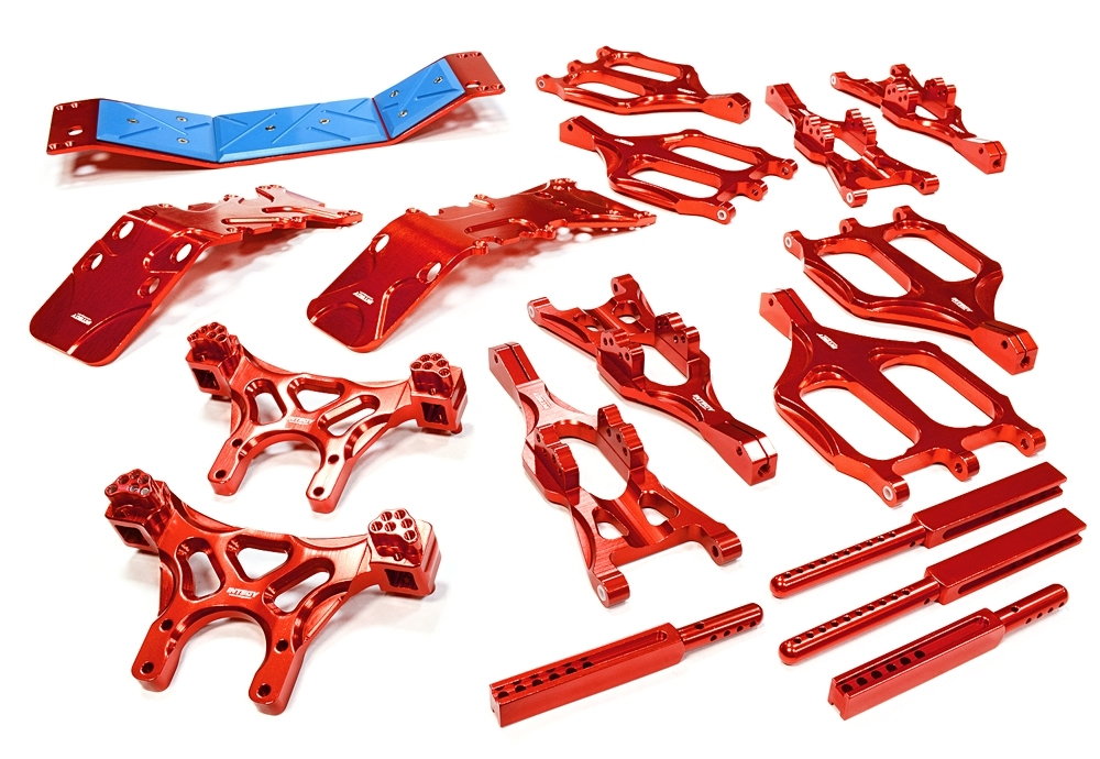 Suspension Kit Monster Evolution-5 For Traxxas T-Maxx (4907, 4908 with regard to T Maxx 3.3 Parts Diagram