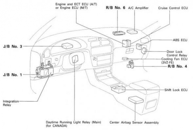 toyota camry ecu wiring diagram toyota wiring diagram for cars within toyota camry interior parts diagram toyota camry ecu wiring diagram toyota wiring diagram for cars toyota ecu diagram at soozxer.org