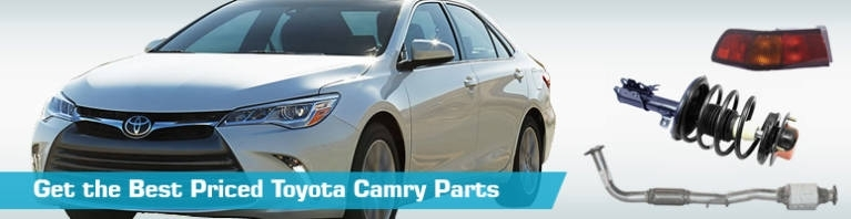 Toyota Camry Parts - Partsgeek pertaining to 2007 Toyota Camry Parts Diagram