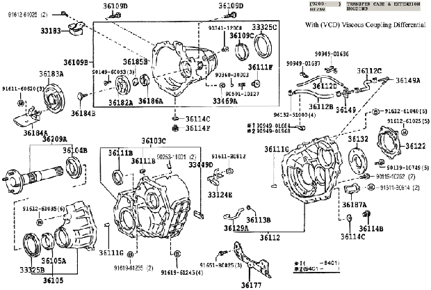 Toyota Land Cruiser Cdl Switch Install Review: Off-Road in Toyota Land Cruiser Parts Diagram