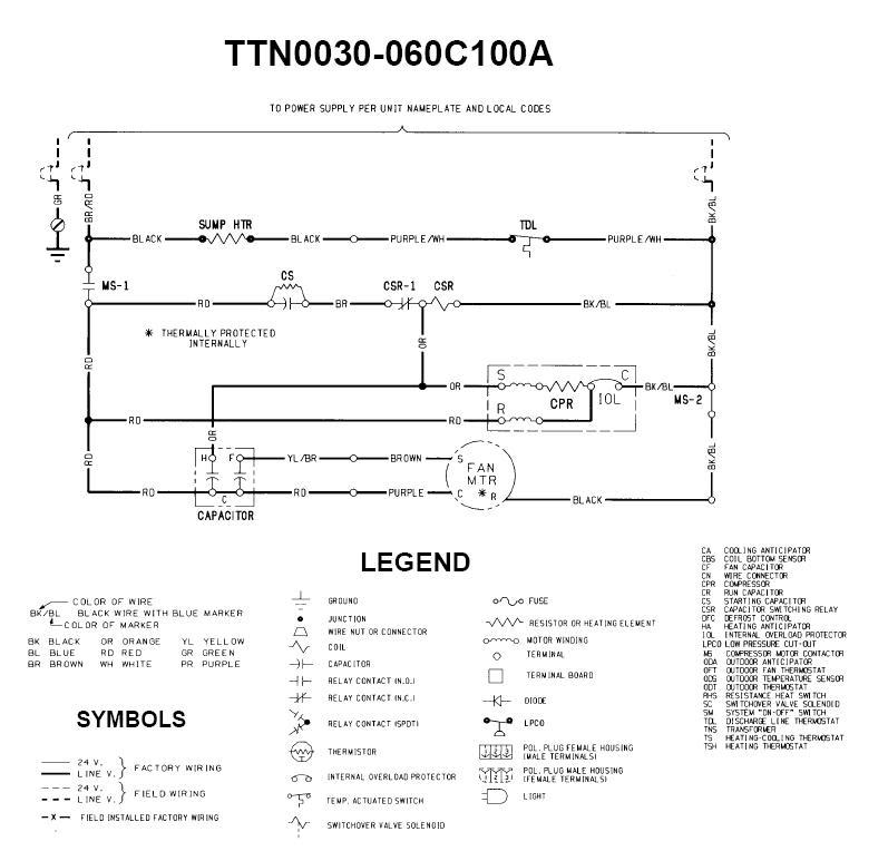 Trane Heat Pump Parts Diagram Xe 1100 | Diigo Groups inside Trane Heat Pump Parts Diagram