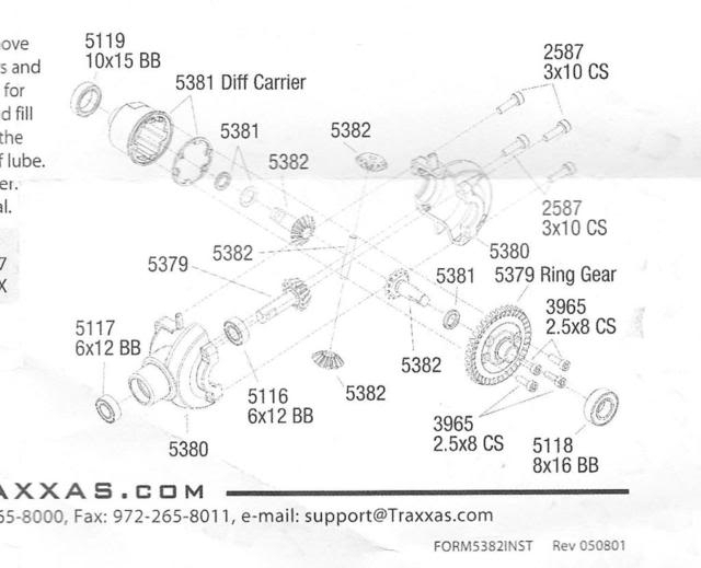 Traxxas Slash Parts Diagram | Wiring Diagram And Fuse Box Diagram intended for Traxxas E Maxx Parts Diagram