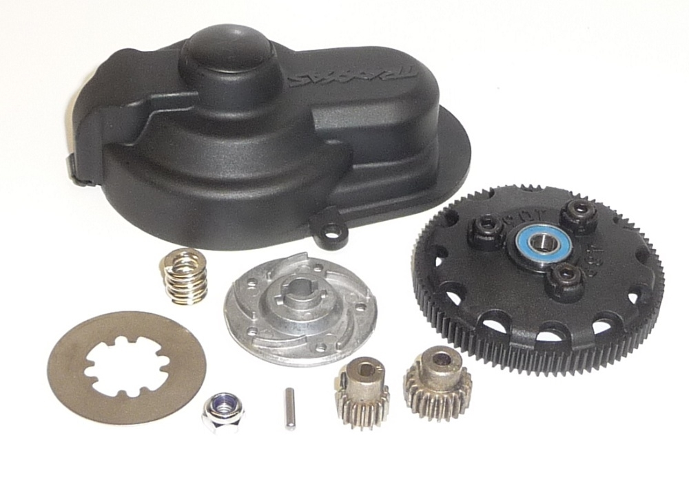 Traxxas Stampede 2Wd Xl-5 Vxl * 90T Spur Gear & Slipper Clutch within Traxxas Stampede 2Wd Parts Diagram