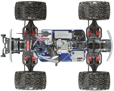 Traxxas T-Maxx intended for Traxxas T Maxx Parts Diagram