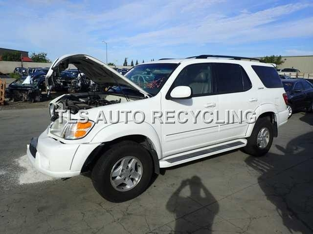 Used Oem Toyota Sequoia Parts - Tls Auto Recycling throughout 2002 Toyota Sequoia Parts Diagram