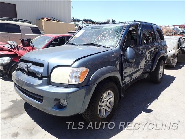 Used Oem Toyota Sequoia Parts - Tls Auto Recycling with regard to 2004 Toyota Sequoia Parts Diagram
