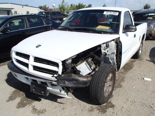 Used Parts 2002 Dodge Dakota Sport 2Wd 39L V6 Engine 5 Spd Manual – Dodge 3.9 Engine Diagram