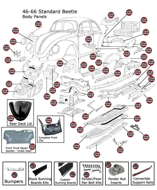 Volkswagen Beetle Parts - Best Auto Cars Blog - Carsreview within Vw New Beetle Parts Diagram