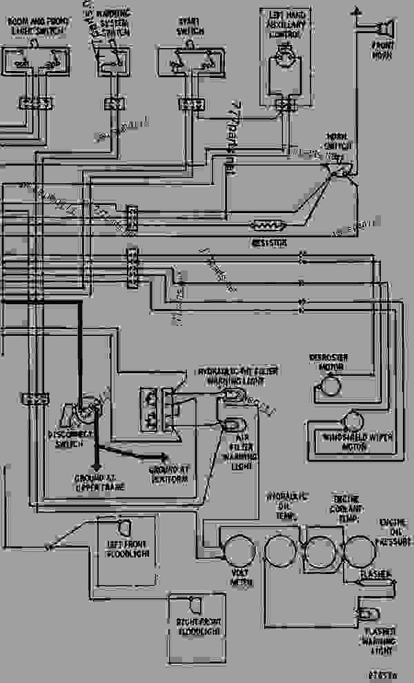 Diagram Caterpillar 3208 Marine Engine Wiring Diagram Gallery