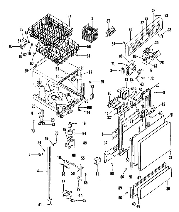 Wiring diagram for bosch dishwasher the wiring diagram for ge on ge wiring diagram for dishwasher Wiring Diagram for Sanyo Dishwasher Wiring Diagram for Ceiling Fans