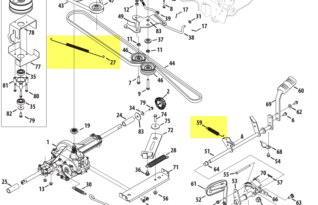 Wiring    Diagram    For    Cub       Cadet    Ltx 1050     The Wiring    Diagram