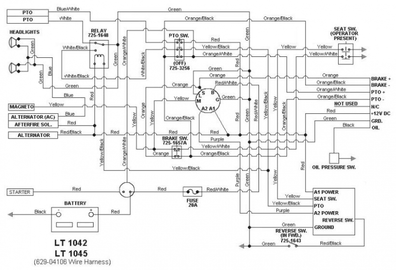 Cub Cadet 2000 Series Wiring Diagram from carpny.org
